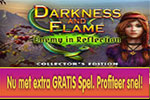 Darkness and Flame 4 - Enemy in Reflection Collector's Edition + Gratis Extra Spel