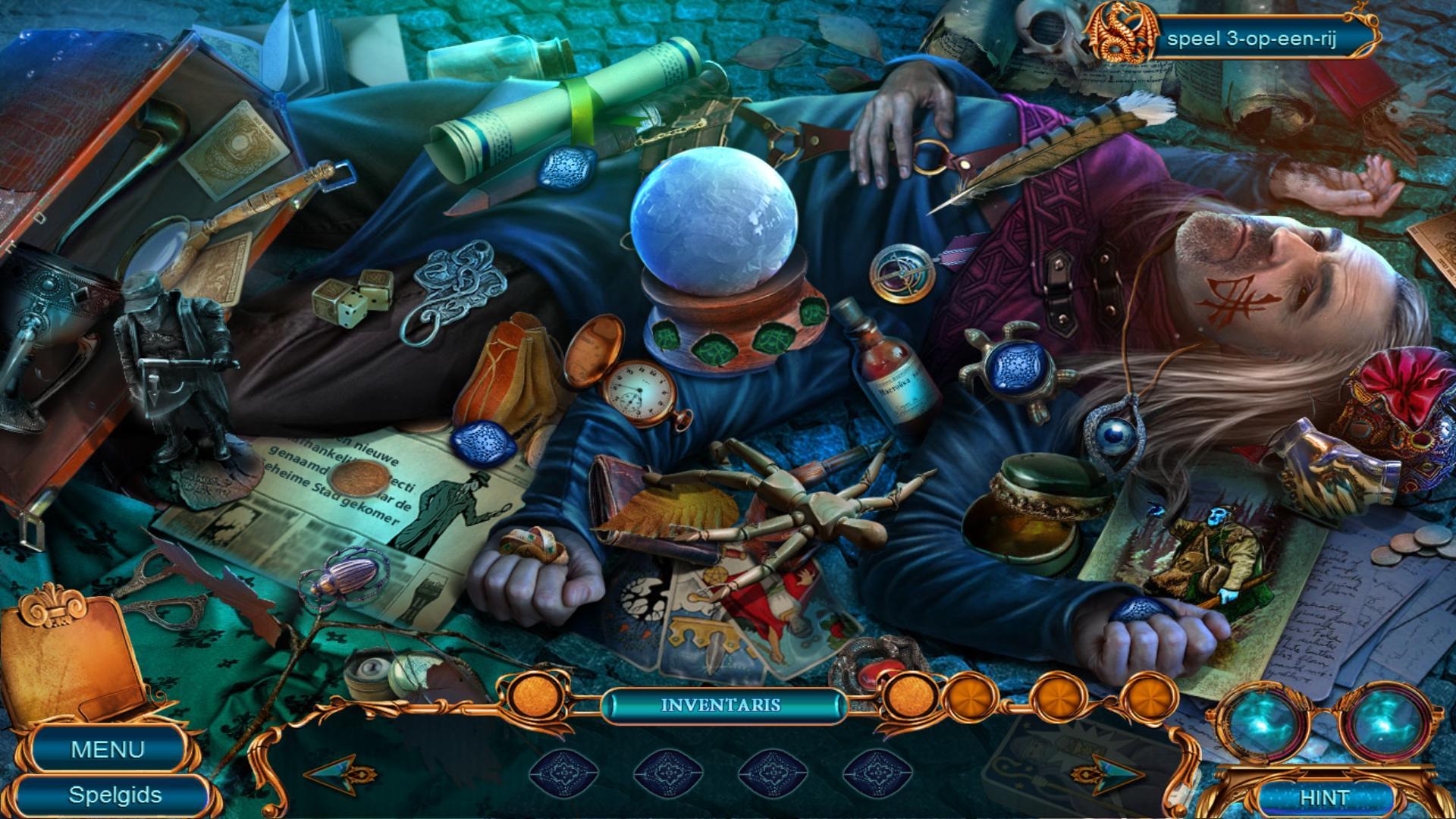 3v€10: Secret City 1 - 2 - 3 - Speel leuke spelletjes