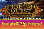 Tibetan Quest - Beyond The World's End Collector's Edition + Gratis Extra Spel