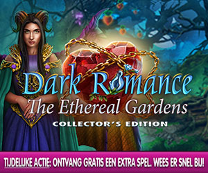 Dark Romance - The Ethereal Gardens Collector's Edition + Extra Spel