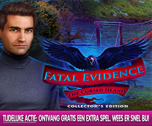Fatal Evidence - The Cursed Island Collector's Edition + Extra Spel