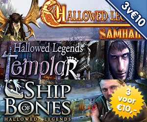 3v€10: Hallowed Legends