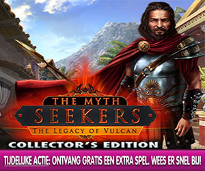 The Myth Seekers - The Legacy of Vulcan Collector's Edition + Extra Spel