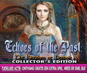 Echoes of the Past - The Kingdom of Despair Collector's Edition + Extra Spel