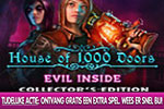 House of 1000 Doors: Evil Inside Collector's Edition + Extra Spel