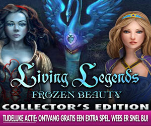 Living Legends: Frozen Beauty Collector's Edition + Extra Spel