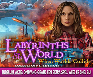Labyrinths of the World - When Worlds Collide Collector's Edition + Extra Spel