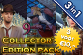3 voor €10: Collector's Edition Pack 9