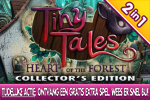 Tiny Tales - Heart of the Forest Collector's Edition + Extra Spel