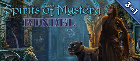 Spirits of Mystery Bundel (3-in-1)