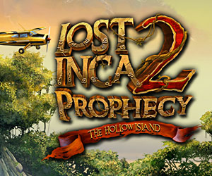 Lost Inca Prophecy 2 - The Hollow Land