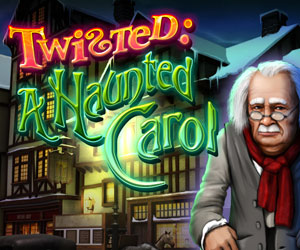 Twisted - A Haunted Carol