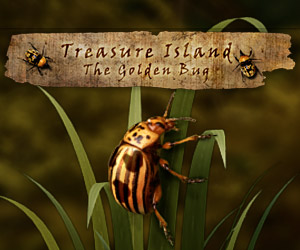 Treasure Island - The Golden Bug
