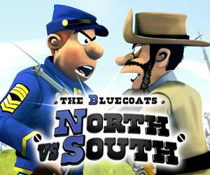 The Blue Coats North vs. South