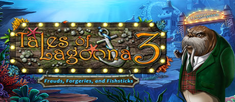 Tales of Lagoona 3 - Frauds, Forgeries, and Fishsticks