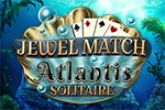Jewel Match Atlantis Solitaire