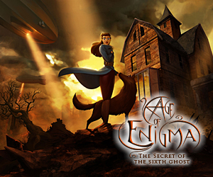 Age of Enigma - Secret of the sixth Ghost