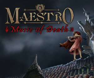 Maestro - Music of Death