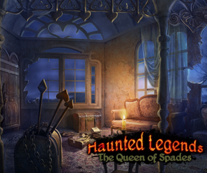 Haunted Legends - The Queen of Spades
