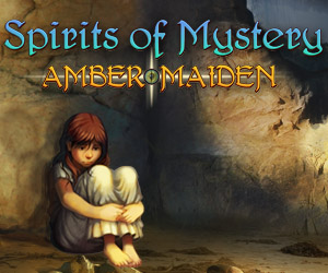 Spirits of Mystery Amber Maiden