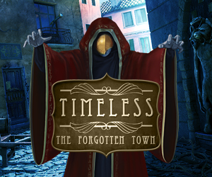 Timeless - The Forgotten Town