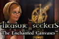 Treasure Seekers - The Enchanted Canvases