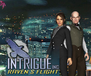 Intrigue Inc. Ravens Flight