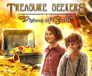 Treasure Seekers - Vision of Gold
