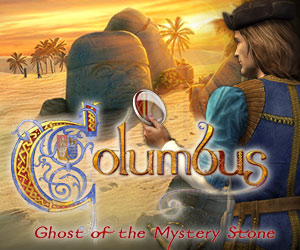 Columbus - Ghost of the Mystery Stone