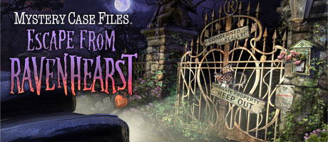 Mystery Case Files - Escape from Ravenhearst
