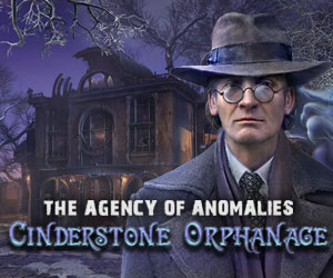 The Agency of Anomalies - Cinderstone Orphanage
