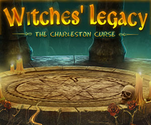 Witches Legacy - The Charleston Curse