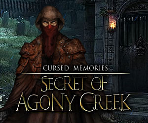 Cursed Memories - Secret of Agony Creek