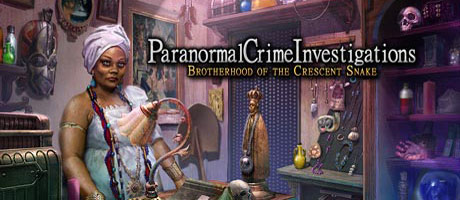 Paranormal Crime Investigations - Brotherhood of the Crescent Snake