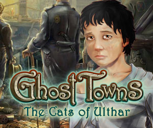Ghost Towns - The Cats of Ulthar