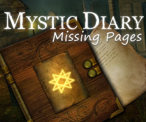 Mystic Diary - Missing Pages
