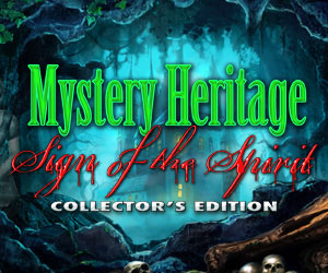 Mystery Heritage - Sign of the Spirit Collectors Edition