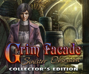 Grim Facade - Sinister Obsession Collector's Edition