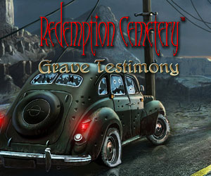 Redemption Cemetery Grave Testimony