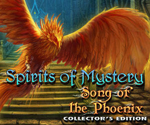 Spirits of Mystery: Song of the Phoenix - Collector's Edition