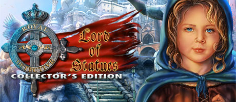 Royal Detective Lord of Statues - Collector's Edition