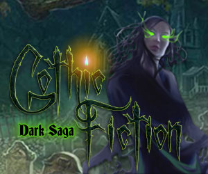 Gothic Fiction Dark Saga