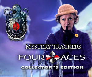 Mystery Trackers - Four Aces Collector's Edition