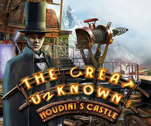 The Great Unknown - Houdinis Castle