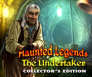 Haunted Legends - The Undertaker Collector's Edition