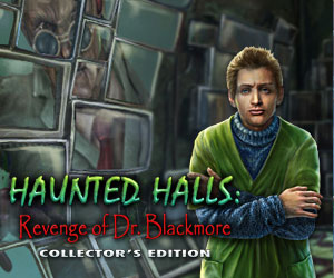 Haunted Halls - The Revenge of Dr. Blackmore Collector's Edition