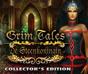 Grim Tales - De Steenkoningin Collector's Edition
