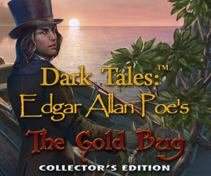 Dark Tales: Edgar Allan Poe´s – The Gold Bug Collector's Edition