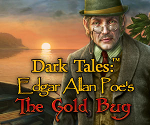 Dark Tales: Edgar Allan Poe's - The Gold Bug