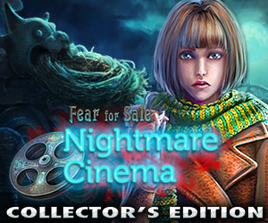 Fear For Sale – Nightmare Cinema Collector's Edition